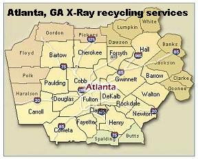 Atlanta, GA x-ray recycling services